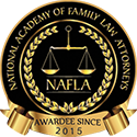 National Academy of Family Law Attorneys - NAFLA 2015 Award